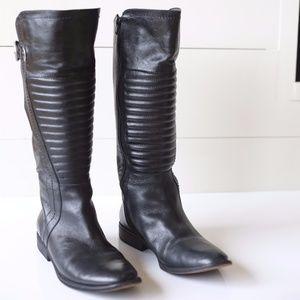 Carlos Santana Black Momentum Boots
