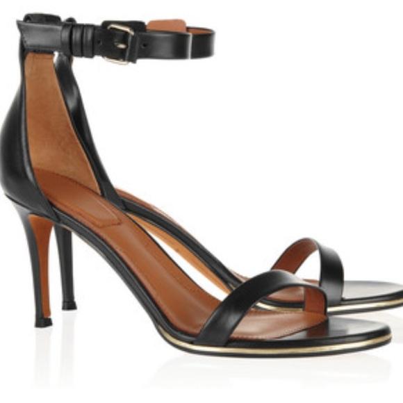 68d73bbdf222f Givenchy Shoes | Nadia Low Heel Sandal | Poshmark