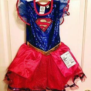 Other - Supergirl tutu dress costume