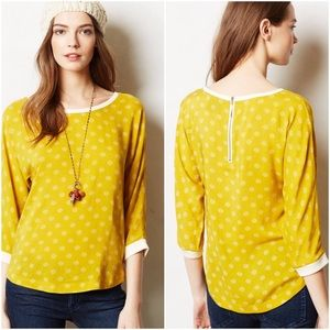 Anthropologie Maeve Ayton Top
