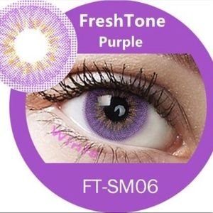 Other - ⚡️HALLOWEEN COSTUMES LENS PURPLE FREE CASE⚡️