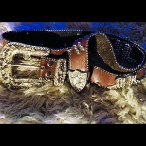 Bling Cowboy Belt