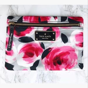 Kate Spade Blake Avenue Small Drewe in Rose Bed