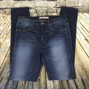 J Brand Divine High Waisted Jeans Stretch Skinny