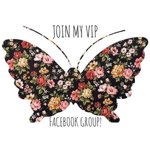 Other - JOIN OUR VIP FACEBOOK GROUP! 🌸