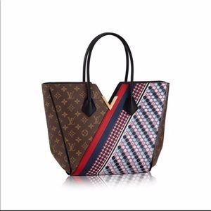 Louis Vuitton Limited Edition Monogram Kimono Bag