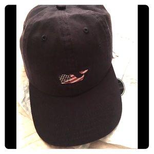 NWT Vineyard Vines blue baseball hat