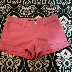 Forever 21 rose shorts