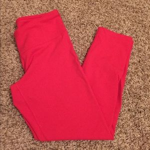 Yogalicious crop leggings. Like brand new.