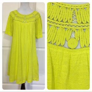 3.1 Phillip Lim bright yellow dress