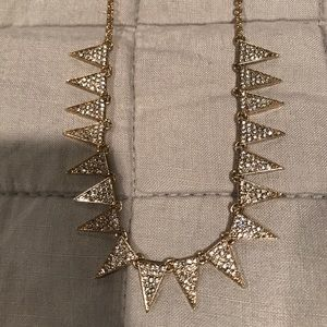 BR Gold necklace
