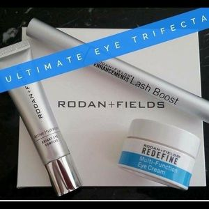 Rodan & Fields Lash Boost, Eye Cream & More