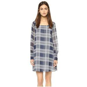 NWOT BB Dakota Manning plaid dress