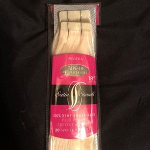 Riviera Tape in Hair Extensions (Two Packs)