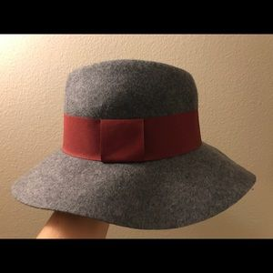 Floppy Grey Hat
