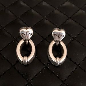 Brighton Silver Earrings