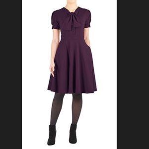 New EshaktI Retro Fit & Flare Dress XL 18