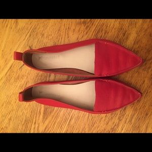 Jeffrey Campbell pointed flats