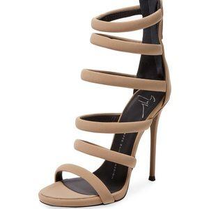 Giuseppe Zanotti Strappy High Heel Sandal