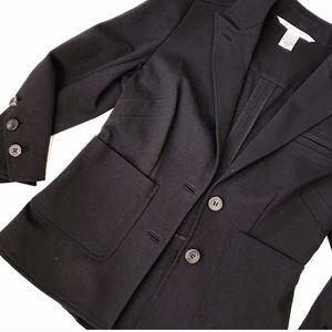 Diane von Furtsenberg Teddy Stretch Jacket