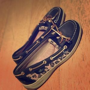 Leopard Sperry's!