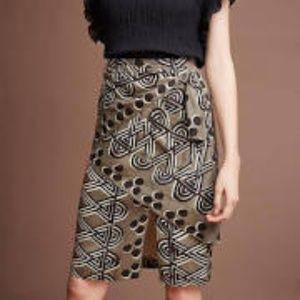 ISO Anthropologie Maeve Edessa Skirt 10/12/14