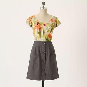 NWOT Tabitha Zoya Silk Dress