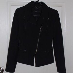 BCBGMAXAZRIA BOE Moto Jacket