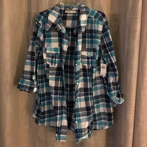 NWT light weight flannel from Old Navy