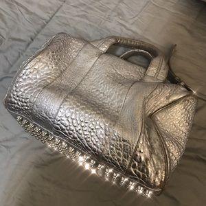 Alexander Wang Rocco satchel bag for sale