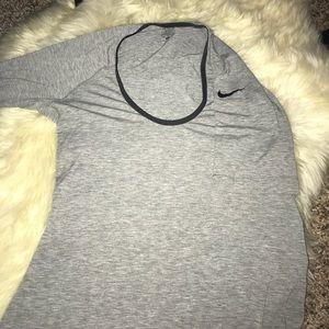 Nike Pro 3/4 Sleeve Shirt
