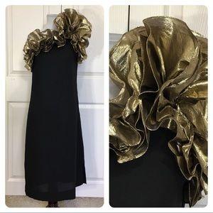 Vintage Victor Costa for Sakowitz dress