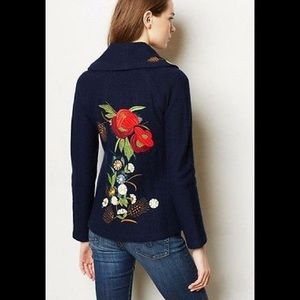 NWT Angel of the North Winter Harvest Sweater
