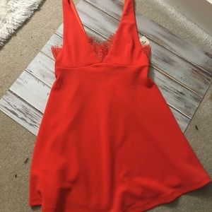 FOREVER 21 Red dress! With tags! ❤️
