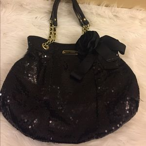 Betsey Johnson Large Bag with sequins