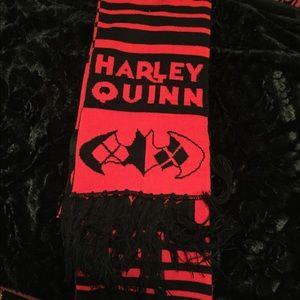 Accessories - Harley Quinn scarf