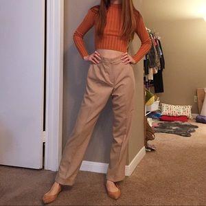 Ann Taylor wool pants.