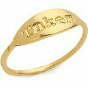 ISO ISO Gorjana Taken Ring