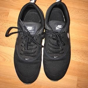 Nike Air Max Thea Black Womens size 7