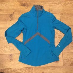 Nike Dri-Fit Women's 1/2 ZIP Pullover