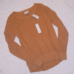 Light Brown Old Navy Sweater