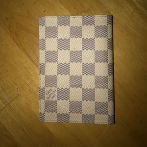 Authentic Louis Vuitton Checkered Wallet NWOT