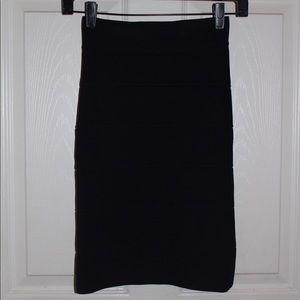 BCBGMAXAZRIA Alexa Bandage Skirt