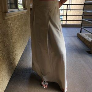 BCBGMAXAZRIA RUNWAY Maxi Dress