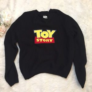 FOREVER 21 x TOY STORY Sweater