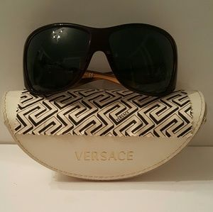 Very Sexy pair of Versace sunglasses.