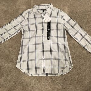 NWT banana republic long sleeve button down shirt
