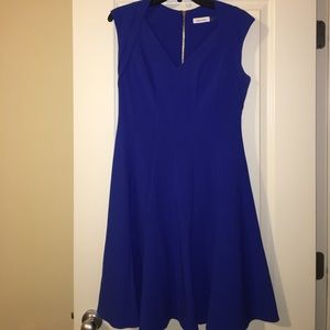 Calvin Klein sleeveless dress