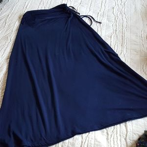 Wallflower maxi skirt