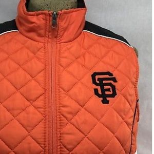 SAN FRANCISCO GIANTS VEST